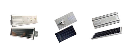 Premium LED Solar Street Lights >