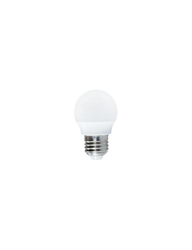 Daylight Led Bulbs: Ball Lamp LED Bulb 3W Daylight