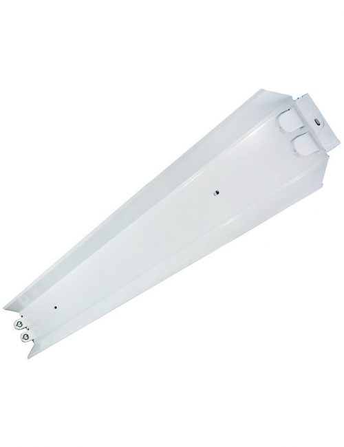 LED Housing and Fixtures Philippines T8 Tubelight Industrial Powder Coated IP40 G13