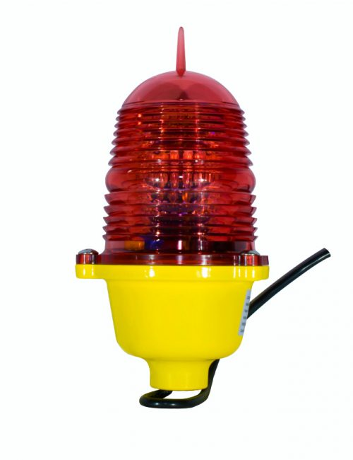 LED Aviation Light Red Obstruction Light 12W