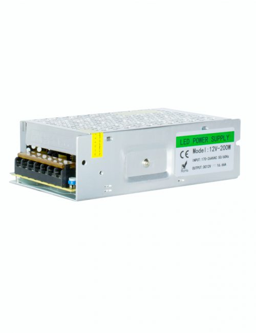 LED Power Supply 200W Indoor