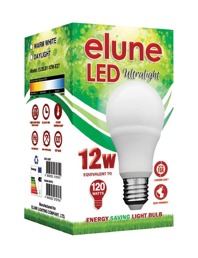 Led Daylight Bulb: LED Bulb 12W Daylight