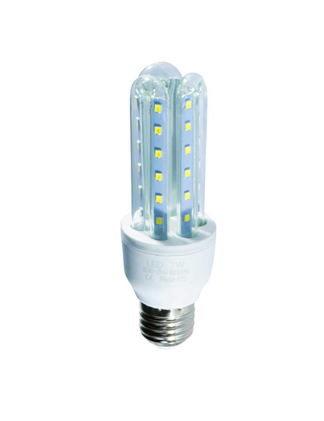 Led Daylight Bulb: 3U LED Pin Light Bulb 7W Daylight