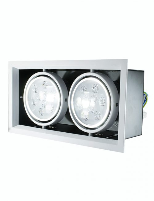 LED Multiple Downlight Philippines 9 Watts 2x9W SMD COB Daylight Warm Cool Nature White
