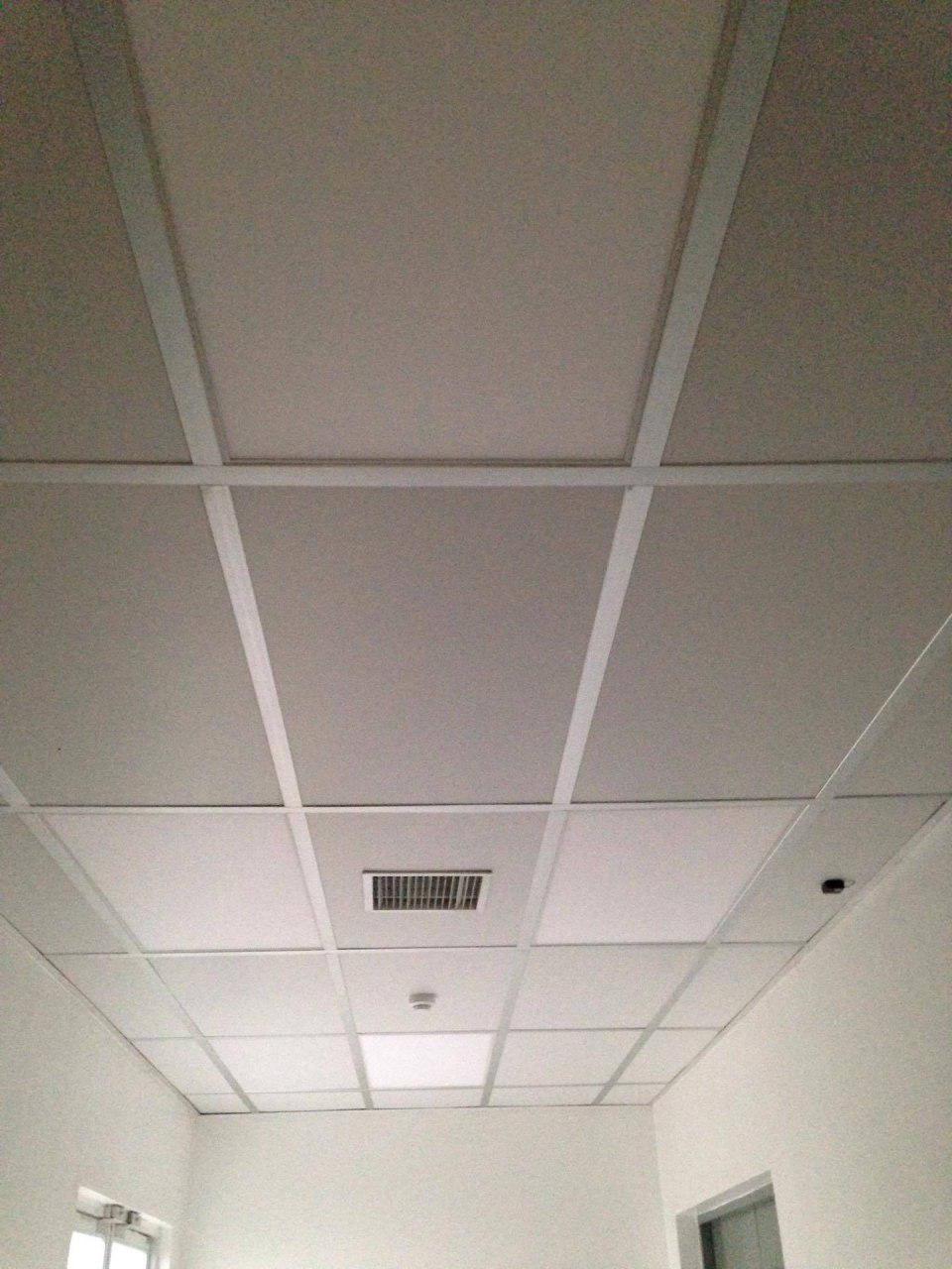 SPMC Hospital Installed LED Panel lights