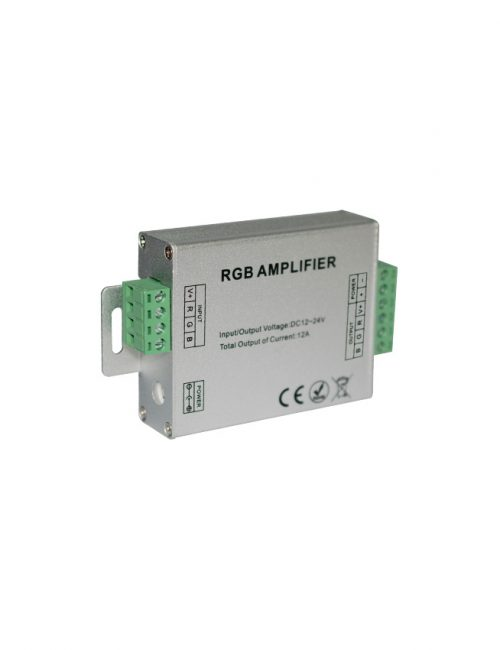 LED Amplifier for RGB Strip Light Lighting Philippines Modulator Adapter