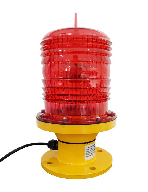LED Warning Light Obstruction Light 12W