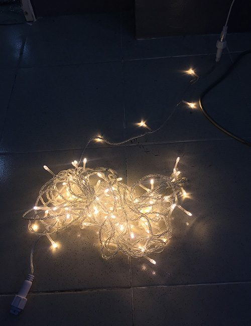 led christmas light philippines decorative
