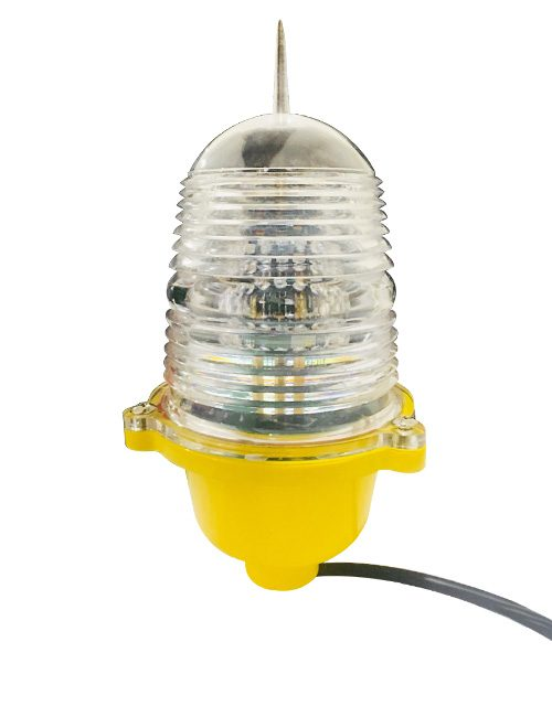 LED Aviation Light Blue Obstruction Light 12W