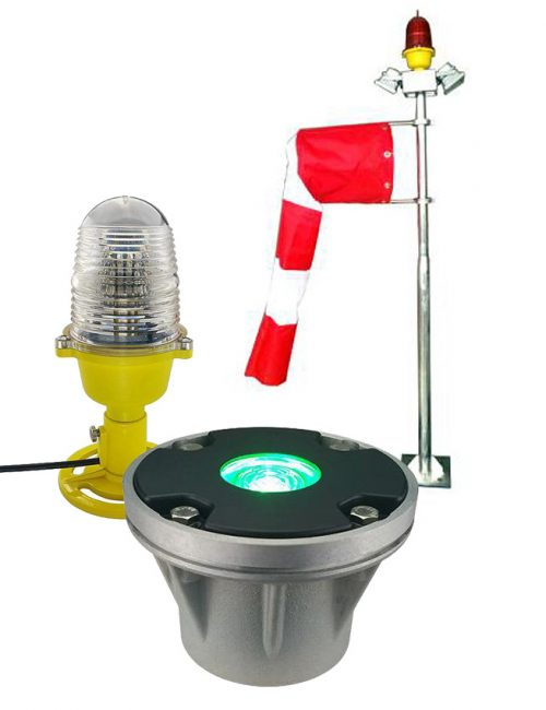 LED Helipad Light