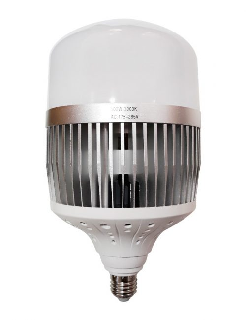 High-Powered LED Bulb 100W Warm White