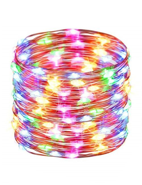 LED Fairy Light Multi-Color Christmas Lighting Decorative