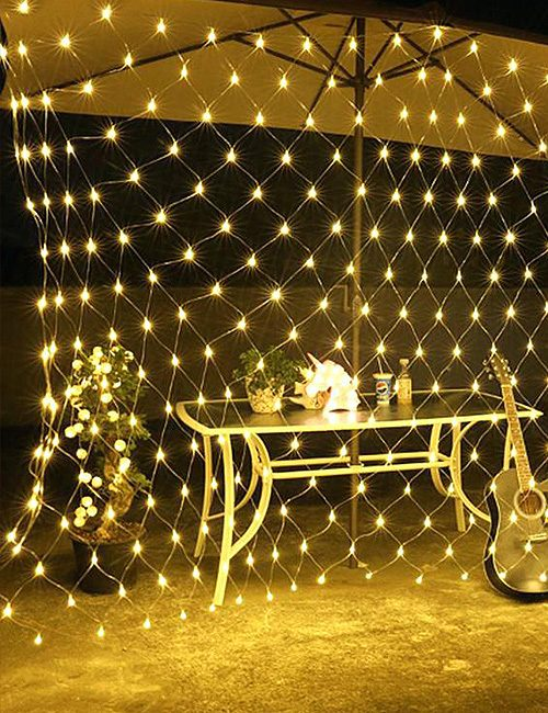 LED Net Mesh Light Philippines Curtain Christmas Lighting
