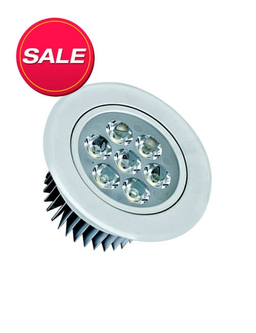 LED Downlight Philippines 7 Watts 7W Frosted SMD Daylight Warm Cool Nature White