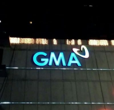 GMA Network LED Install and Supply by Ecoshift Corporation Philippines