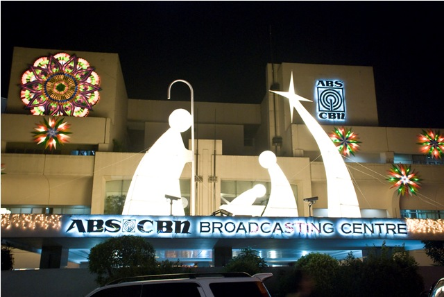 ABS CBN Network LED Install and Supply by Ecoshift Corporation Philippines