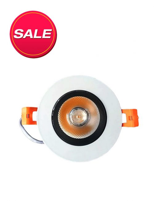 LED Downlight Philippines 9 Watts 9W COB Daylight Warm Cool Nature White