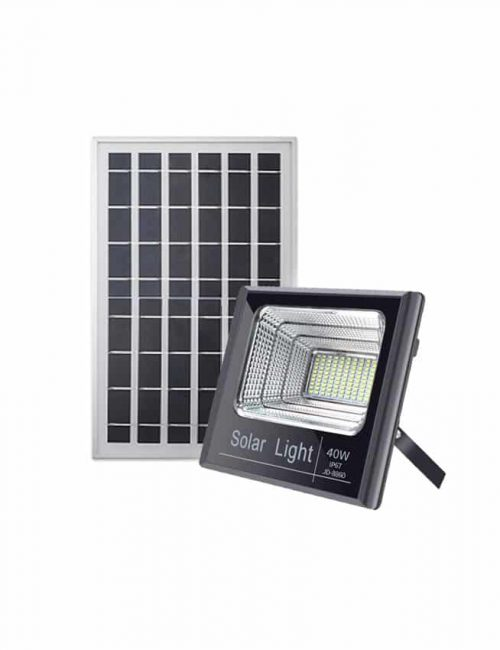 Solar LED FLood Lights Philippines 40 Watts 40W Warm White Cool Nature Daylight