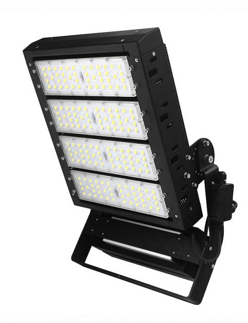 LED High Mast Flood Light SMD IP65 Philippines Aluminum Tempered Glass 400 Watts 400W