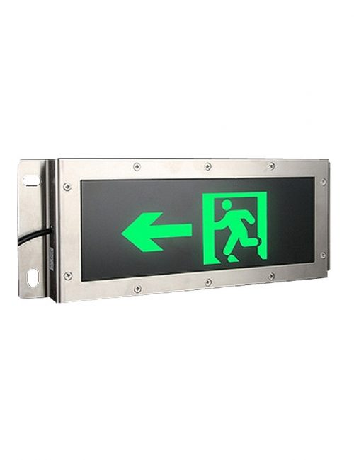 Explosion Proof Exit Light LED Left Sign Single Face LED Lights Supplier Philippines