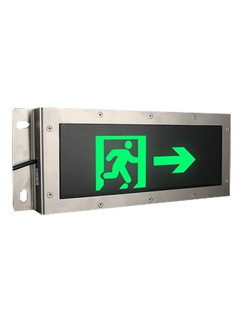 Explosion Proof Exit Light LED Right Sign Single Face LED Lights Supplier Philippines