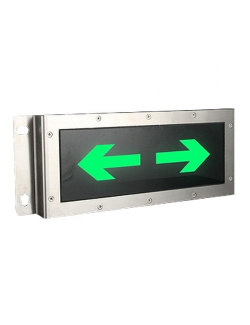 Explosion Proof Exit Light LED Right Left Sign Single Face LED Lights Supplier Philippines