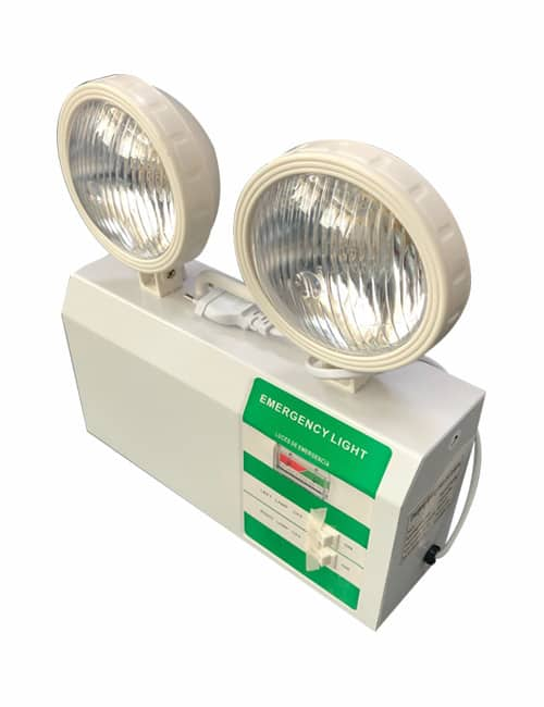 LED Emergency Light Mickey Type 2 x 5W 5 Watts LED Lights Supplier Philippines