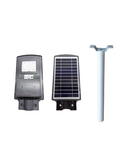 led solar street light economy type 30W SMD dl with arm