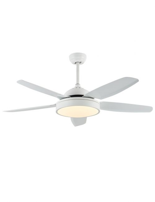 Ceiling Fan with Light White Wooden Blade Fixture Housing LED Lights Supplier Philippines