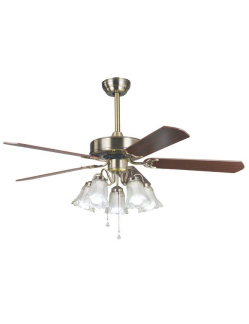 Ceiling Fan with Light 5 Wooden Blade Fixture Housing LED Lights Supplier Philippines