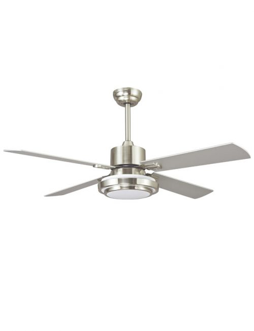 Ceiling Fan with Light 4 Silver Blade Fixture Housing LED Lights Supplier Philippines