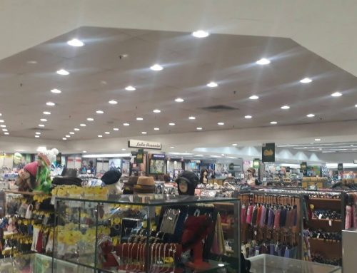 Top Shopping Mall in Manila