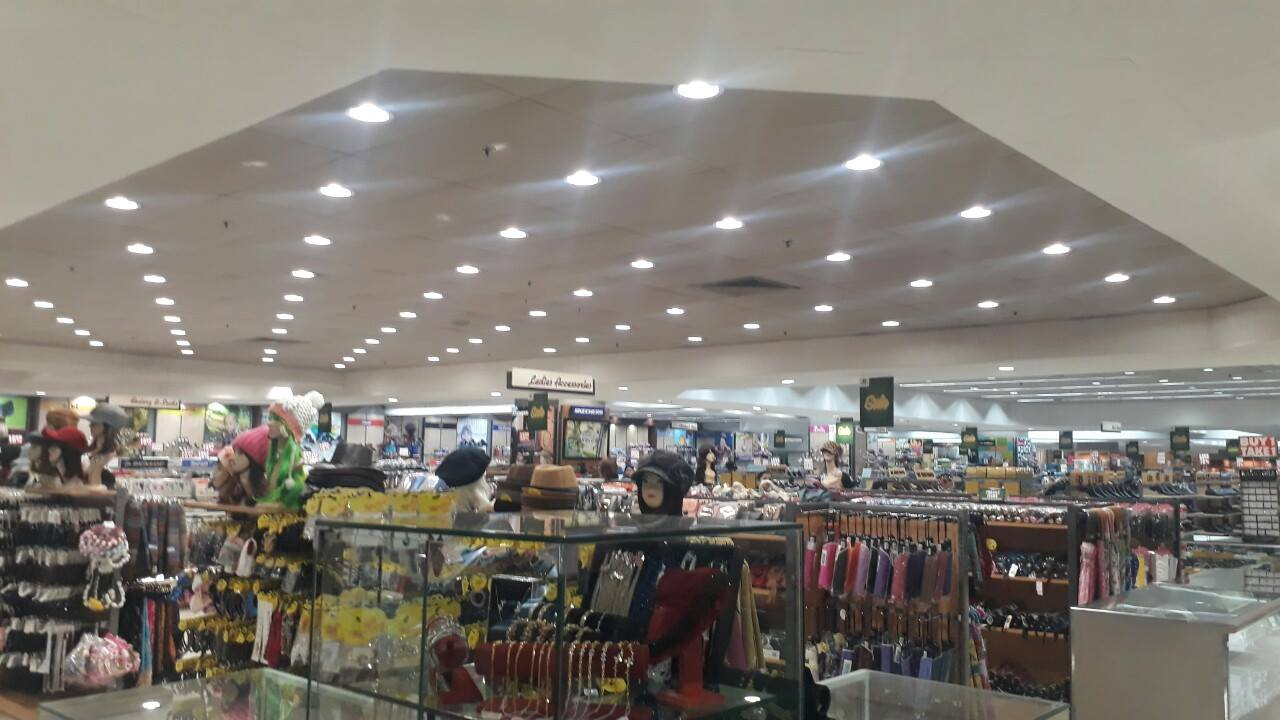 Ecoshift Project Shopping Mall Metro Manila Business Best LED Lights Supplier Wholesale Prices and Discount LED Lighting Store