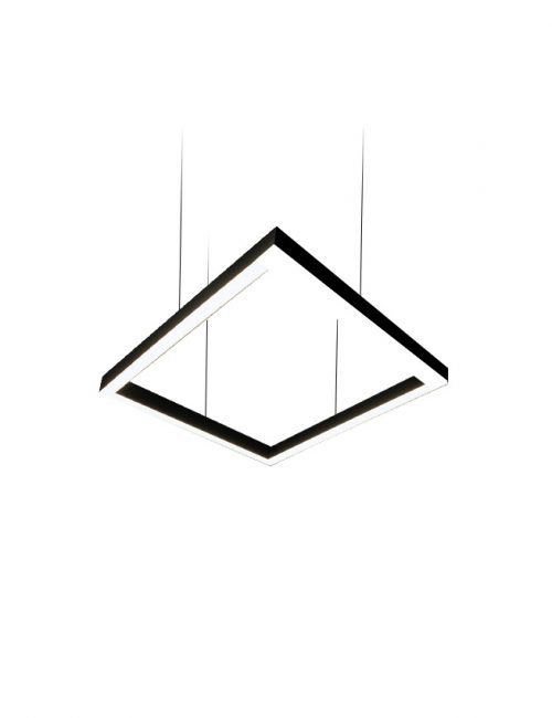 LED Linear Light Decorative Lighting Black Hanging Lights LED Lights Supplier Philippines