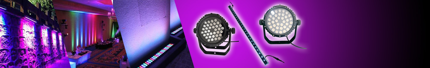"""LED WALL WASHER<div id=""""epl-title2"""">For both indoor and outdoor<br> PAR54 • 36W • 54W • 24W</div>"""