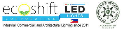 LED Lights Supplier Philippines – Ecoshift Corporation Logo