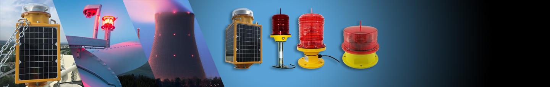 """LED OBSTRUCTION LIGHTS<div id=""""epl-title2"""">Highbay • UFO • Solar Powered •  Warning Lights</div>"""