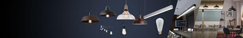 """LED DROP LIGHTS<div id=""""epl-title2"""">Pendant Lights • Suspended • Hanging Lights • Strings<br>Classic • Modern • Retro • Framed</div>"""