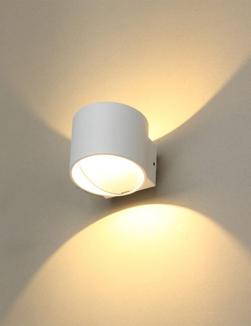 premium led wall lamp outdoor application