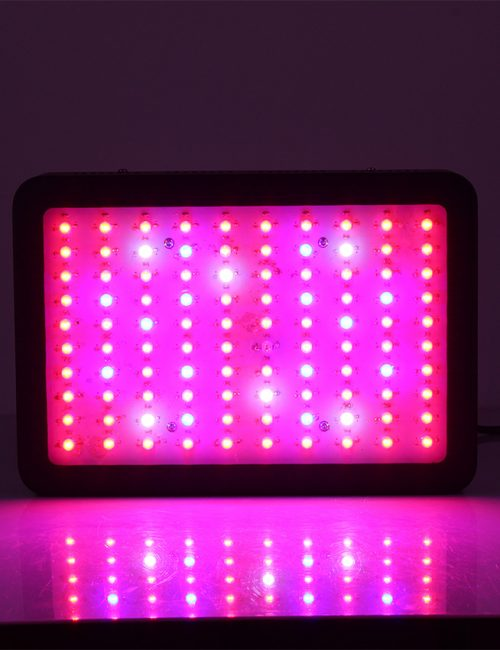 led High powered grow light 1000w application