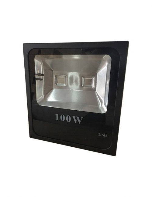 Industrial LED Flood Light RGB 100 Watts 100W