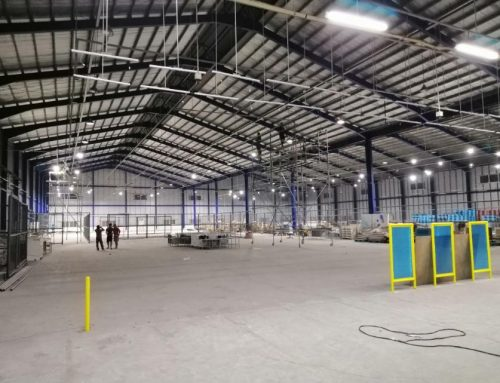 Robinson's Land Warehouse Project