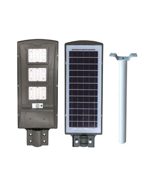 led solar street light economy type 90W SMD dl with arm