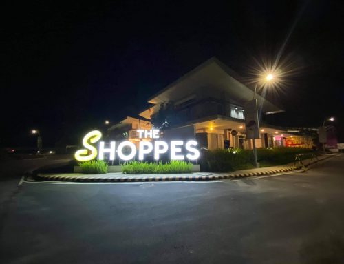 The Shoppes | Lighting Project