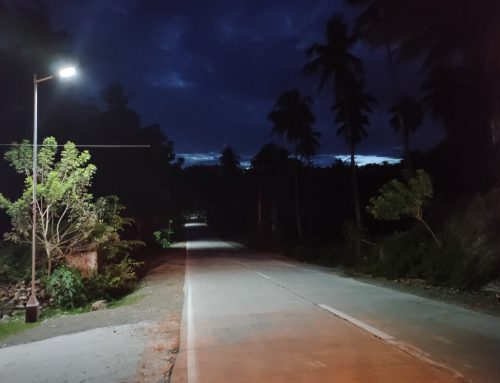 Solar LED Street Light | Lighting Project in Central Luzon